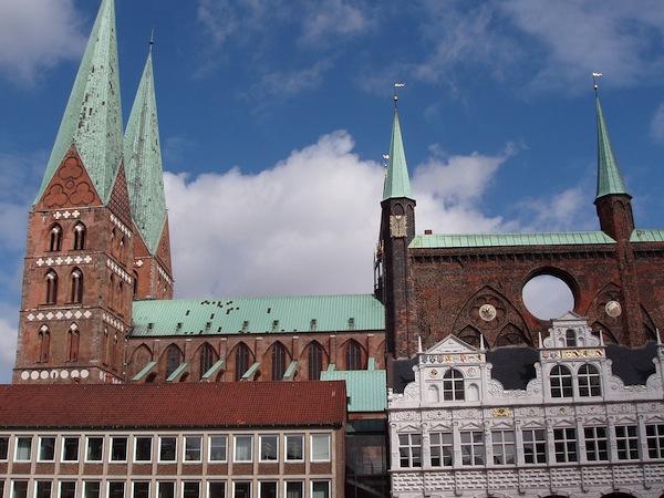 Lübecker Marienkirche